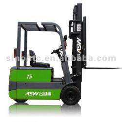 Vr-ews 1t,3m China Popular Brand Full Electric Small Forklifts ...