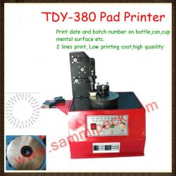 TDY-380 Table Type Bottle Date Coding Machine With Best Price