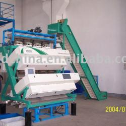 tea color sorting machine supplier