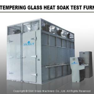 Tempered Glass Testing Heating Soak Machine