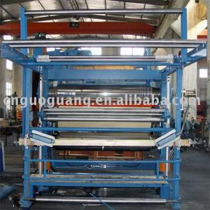 textile calender machine China made widely used in India