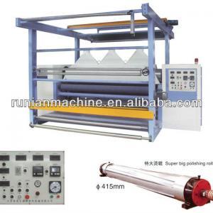 textile fabric polishing machine factory runian machine