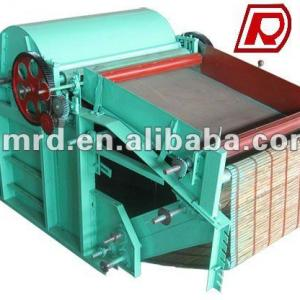 textile fabric/yarn waste opening machine