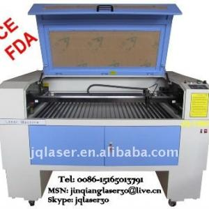 Textile Laser Cutting Machine with honeycomb worktable-JQ1290