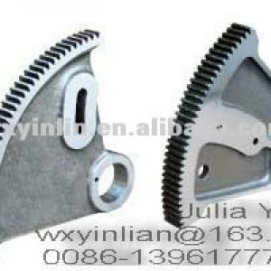 textile machinery spare gear parts