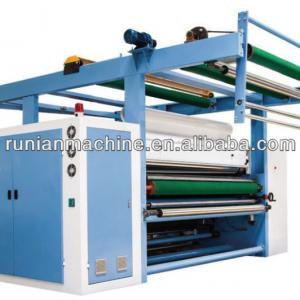 Textile polishing machine for fur,flannel,plush