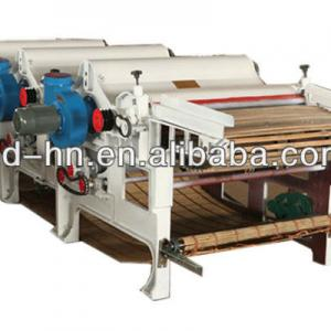 Textile recycling machine -- 1.3m working width -- 250mm dia