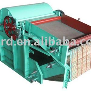 textile waste/cotton opening machine MQK-1060/rags tearing machine
