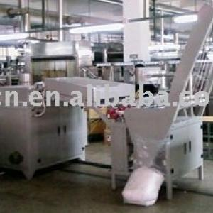 textiles finishing machine