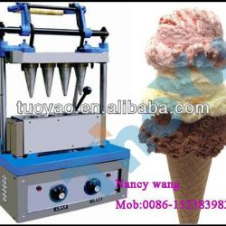 The automatic Sugar (Waffle) cone baking machine in alibaba SMS:0086-15238398301