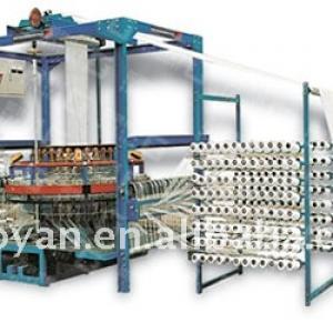 The New Type High Speed Round Loom Weaving Machine