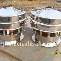 The Rotary Vibrating Screen For Coconut Powder