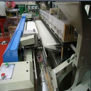 the tuck in device for the loom machine
