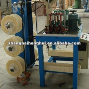 thin cord string line braiding machinery