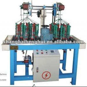 thread braiding machine