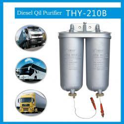 THY-210B electric-heating diesel oil purifiers