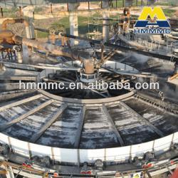 Tilting Pan Vacuum Filter - Phosphate Acid Aluminum Oxide Titanium Dioxide EPC Plant