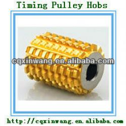 timing pulley hob for gear belt pulley HTD 3M
