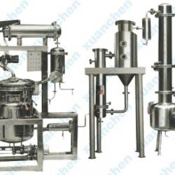 TNH Mini multi-function Distillation, Concentration, Deposition and Recycle Machine-group