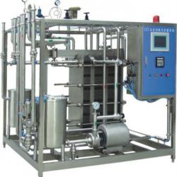 TO Beverage Plate-type sterilizer