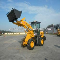 Top 5 famous brand mini wheel loader