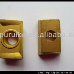 top quality carbide inserts for face milling cutters of Type APKT from Zhuzhou