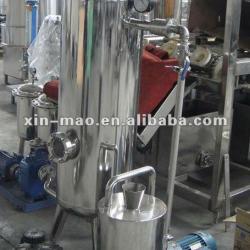 TQ-2 Vacuum Degasser. beverage machinery