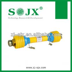 Triangular Tube Type Agricultural PTO shaft with CE Certificate