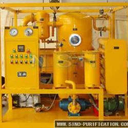 Turbine Oil Demulsifier and Purifier Plant