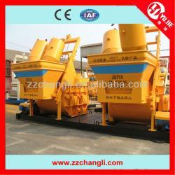 Twin-shaft CE certificate JS750 concrete mixer/ mixer concrete