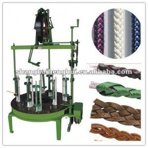 twisted leather braiding machine