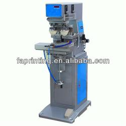 Two Color Pad Print Making Machine With Shuttle FA-MINI2/S