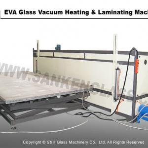 Two-layer EVA Glass Laminating Machine