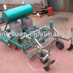 two rows peanut multi-functions planting machine