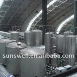 UF-100 Ultra-filtration (UF) Water Treatment System