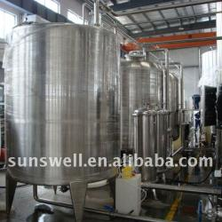 UF-90 Ultra-filtration (UF) Water Treatment System