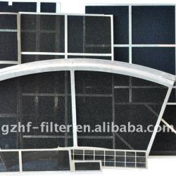 UL certified washable air filters
