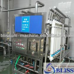 Ultra filtration filter and mineral water filter machine
