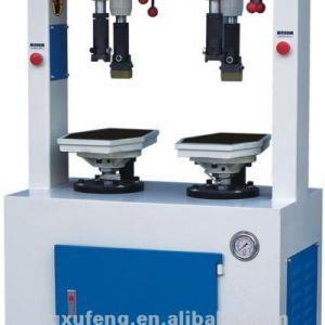 up and down sole pressing machine, sole attaching machine