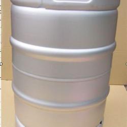 US STANDARD 58.6L STAINLESS STEEL BEER KEG 15.5GALLON KEG