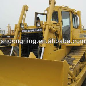 Used Bulldozer CAT D6H, cat d6 used dozer for sale in China