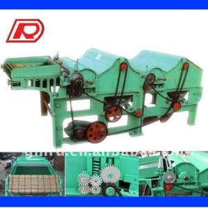 Used Cotton Recycling Machine with Two Roller