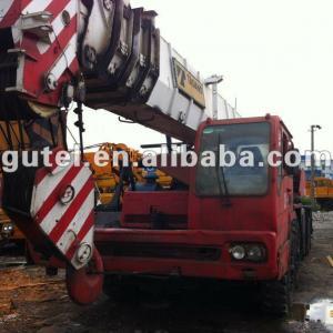 Used crane Tadano 80ton truck crane original tadano crane TG800E