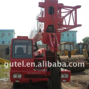 Used crane Tadano TL300E right hand drive