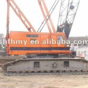 used kobelco 150T crawler crane