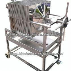 used oil recycling filter press best price