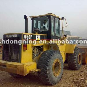 Used Wheel loader 950F, used loaders 950f