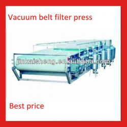 Vacuum Belt Filter Press/Horizontal Vacuum Belt Filter/Filter Machine for Sludge Dewatering
