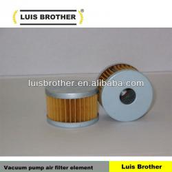 Vacuum pump air filter element 0532 000 031