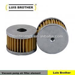 Vacuum pump air filter element C64/1